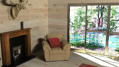 Rustic Cabin - Rustic - by SylviaAst