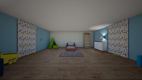 Lauren Murphy - Kids room - by lilg129class