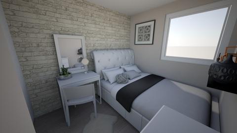 my renovation - Bedroom - by lnastudios