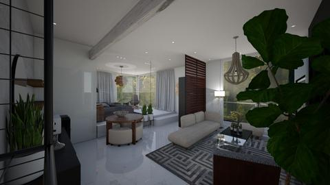 HB V9 - Living room  - by valerietegenbos