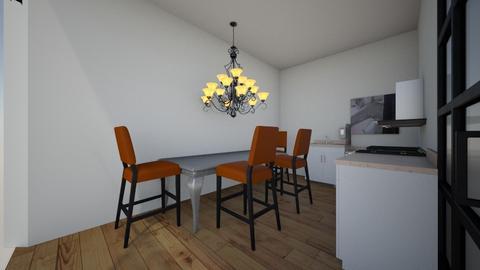 Washington kitchen - Kitchen  - by Nolan loves archetecture