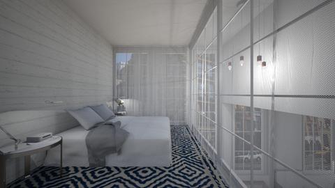 Casa188Bedroom - Classic - Bedroom  - by nickynunes