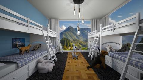 Bedroom3 - Bedroom  - by cowplant_4life