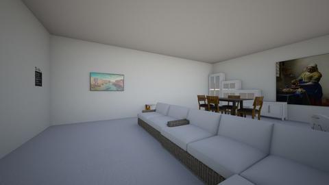 home - Living room - by suthasinee