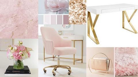 Kolaz pink - by Gagany