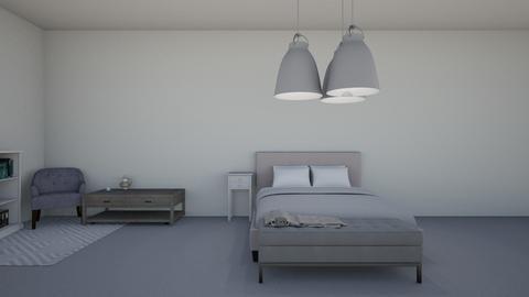 grey - Bedroom  - by LB11