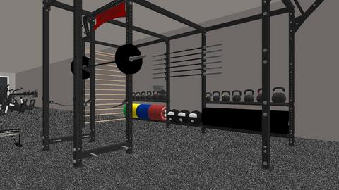 gym facility - by rogue_2cd2b8d239c7d6752b2658baf0717