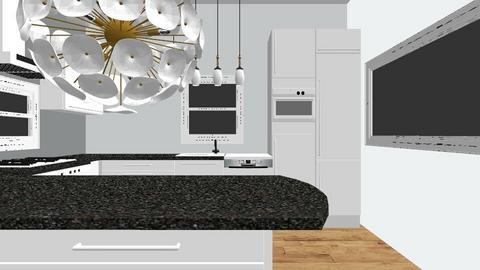 Final - Modern - Kitchen  - by Watah147