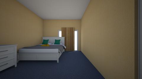 bedroom - Bedroom - by Signatiuc