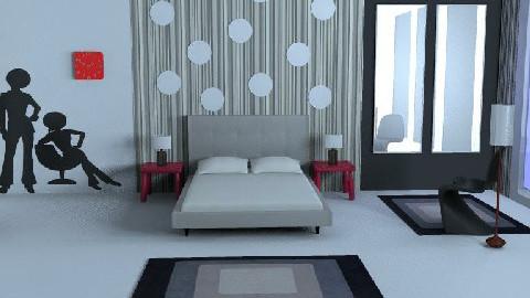 Retro-minimalist BR-save - Retro - by abiza