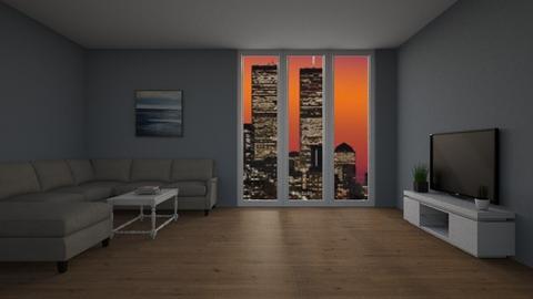 living room - Modern - Living room  - by PuddingPi
