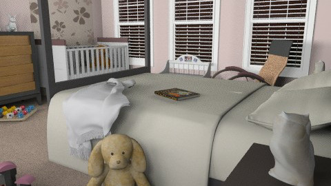 For design is what i need - Eclectic - Bedroom - by Theadora