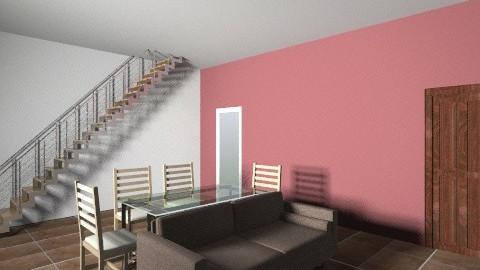 6 - Living room - by Gusak Evaiva