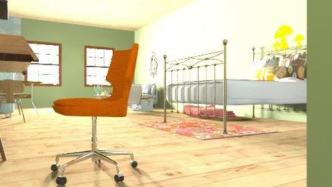 collegge apartment - Retro - by lolz8483