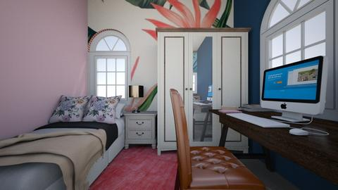 Woman Bedroom - Feminine - Bedroom  - by Agamanta