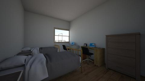 bedroomm - Bedroom  - by zartus