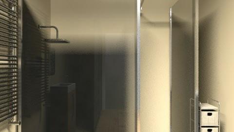 en suite dressing & shower - Classic - Bathroom  - by joncampion