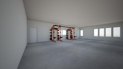 Upstairs Weight Room - by rogue_4f003a3adc2119ebc821c0ffbf6a9