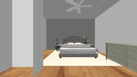 Master Bedroom - Bedroom  - by derekdyck