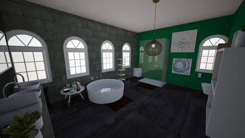 Bathroom - Bathroom  - by Chayjerad