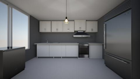 kitchen - Modern - Kitchen  - by ayoubdesigner