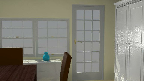 Workshop and Eating - Dining Room  - by simplistic