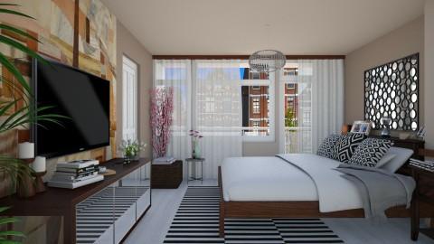 Bedroom redesign - Modern - Bedroom - by kaladey