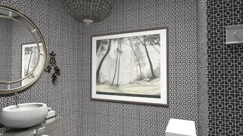 Lux - Modern - Bathroom - by carolinafer