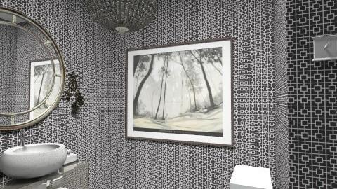 Lux - Modern - Bathroom  - by carolinafer