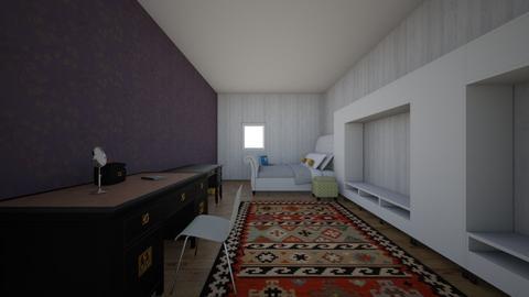 my room upgrated - by ellenotheeelie