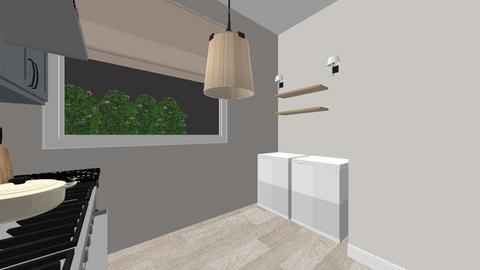 Small kitchen refurb - Kitchen  - by maaryamiskin