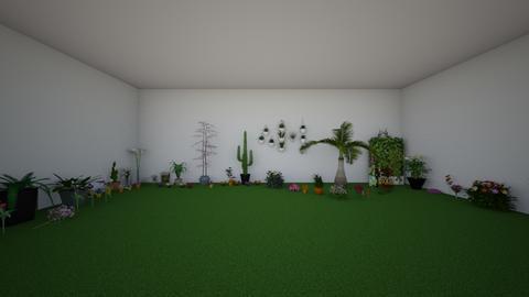 Finley design - Garden  - by sophieburrardlucas