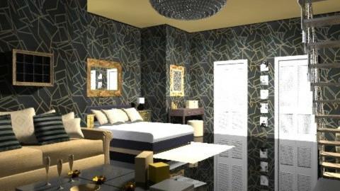 Gold Suite - Modern - by Abracadabra