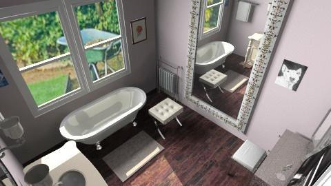 Gaestebad - Country - Bathroom  - by Andersen69