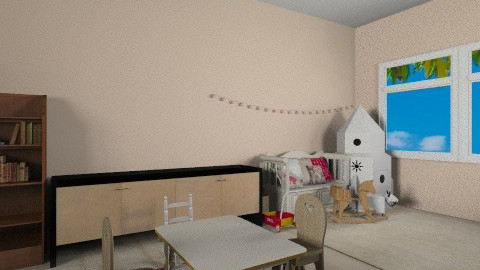 wonderland 2 - Eclectic - Kids room  - by misshazirah