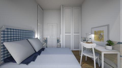 Casa306Bedroom2 - Vintage - Bedroom  - by nickynunes