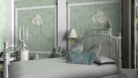Vintage Beauty!_3 - Vintage - Bedroom  - by milyca8