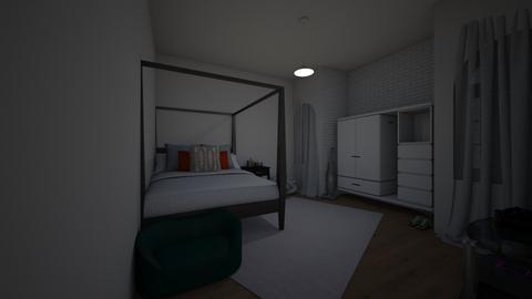 bedroom - Bathroom  - by amcmahan2021