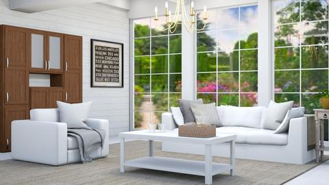 Cottage living - Classic - Living room  - by Ari_adnos