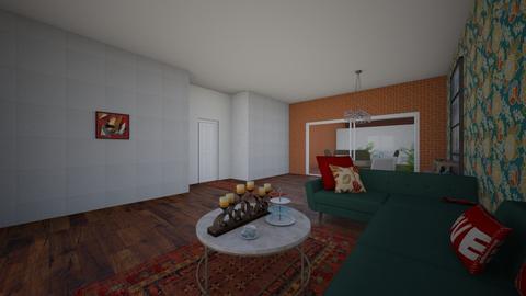 2 - Living room - by reemsaad