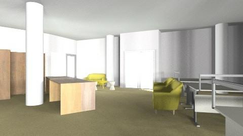 office - Minimal - Office  - by cadderoni