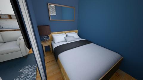 condo 2_1 - Modern - Bedroom - by edjsueno