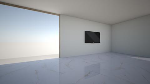 mahmoud el komy house - Modern - Living room  - by mohammed ahmed elboseily