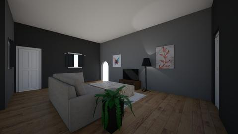 Modern design living room - Modern - Living room  - by Lennox_Galvan