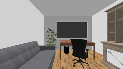 Downstairs ofice - Office  - by lanybgood