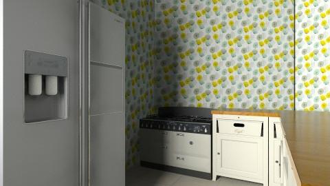 The kitchen - Glamour - Kitchen  - by ClockWork