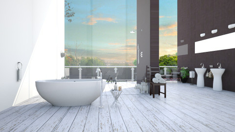 Bathroom - Bathroom  - by Tuubz