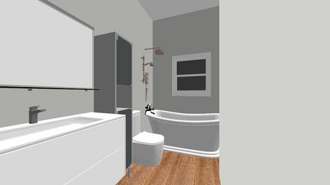 Bathroom Main 2 - Bathroom  - by MagicLion