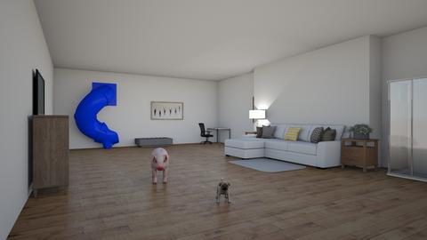 maelys - Modern - Bedroom  - by simards