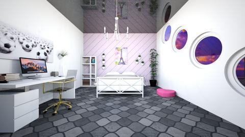 My Dream Bedroom - Bedroom  - by xxxItsDesignerGirl